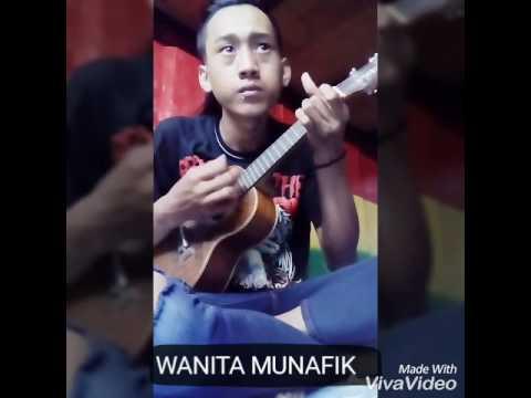 Sejedewe Wanita Munafik (cover@paktani) ukulele version