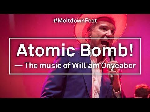 David Byrne's Meltdown   ATOMIC BOMB LIVE! Watch HD Concert In FULL