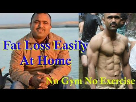 Fat loss easily | How to Flatten Your Belly in 10 Days | Fat loss easily at home | How to lose fat