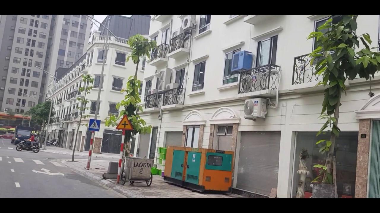 Dự án liền kề Lacasta Văn Phú điểm sáng mới trong lòng Hà Đông, Hà Nội