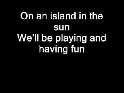 Island In The Sun- Weezer Lyrics - YouTube