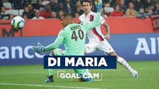 VIDEO: GOAL CAM | Every Angle | DI MARIA vs Nice