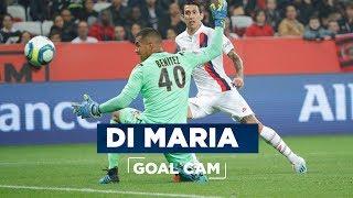 GOAL CAM | Every Angle | DI MARIA vs Nice