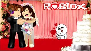 a fuss love Roblox! 12 The wedding episode [N.N.B CLUB brother da] the Roblox Series.