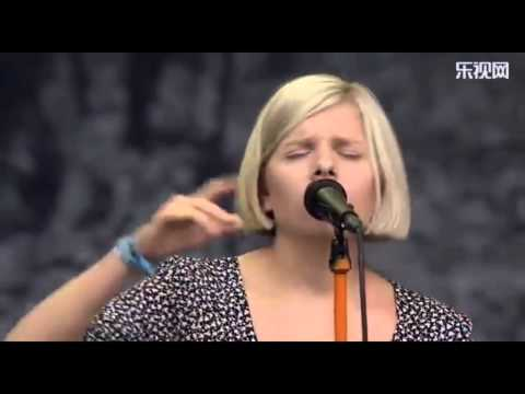 AURORA - Live Concert at Øyafestivalen (Oslo, 10.08.14)