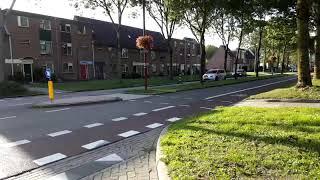 Politie komt prio 1 ter plaatste, Zeusburg in Nieuwegein