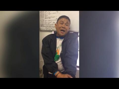 Muntinlupa Crime Lab chief caught in 'shabu' session