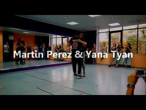 Kizomba - Martin Perez & Yana Tyan