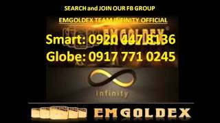 Emgoldex Philippines Team Infinity - Real Payout