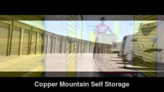 Gather Your Commodities At Copper Mountain Self Storage, Self Storage Business Plan Casa Grande