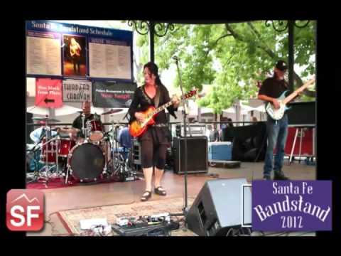 Third Ear Caravan live at Santa Fe Bandstand 2012