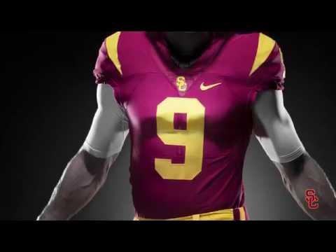 USC Football - 2016 Uniforms - YouTube 5d3c5303c