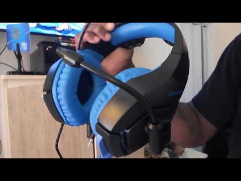 ONIKUMA Gaming Headset Review- Best Affordable Gaming Headset