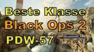 black ops 2 bestes klassen setup 4 tipps tricks   beste klasse   smg pdw 57   german