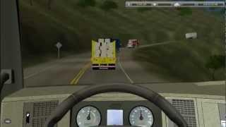 Jogo de caminhão 18 ALH//Mapa Brasileir...