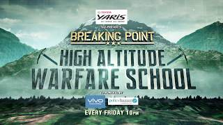 High Altitude Warfare School Promo   Bravest Mountain Warriors of the Indian Army
