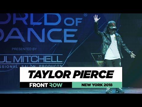 Taylor Pierce | FrontRow | World Of Dance New York 2018 | #WODNY18