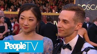 Mirai Nagasu Offers To Do A Triple Axel For 'I, Tonya' Sequel | PeopleTV | Entertainment Weekly