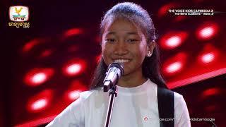 ស័ក្កិដាវី នីហ្សា - Havana (Blind Audition Week 2 | The Voice Kids Cambodia Season 2)