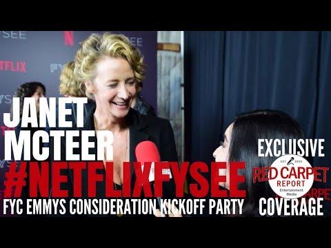 Janet McTeer interviewed