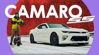 ЛУЧШИЙ выбор ДЛЯ ЗИМЫ — Camaro SS