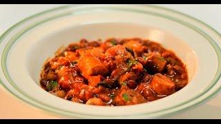 Острое рагу из колбасок и овощей | Дежурный по кухне