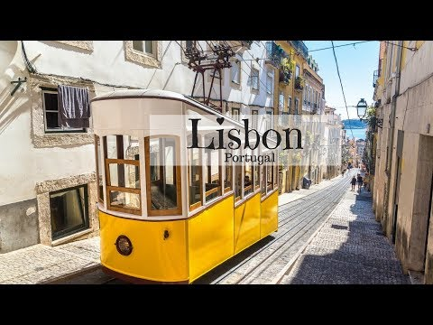The Beautiful City of Lisbon, Portugal