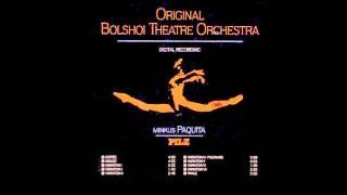 Paquita Original Bolshoi Orchestra