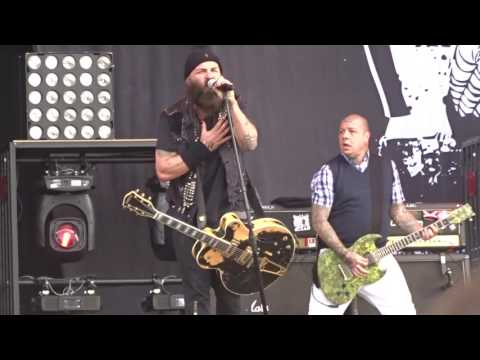 Rancid - Journey to the End of the East Bay - 11 june 2017 Download Festival