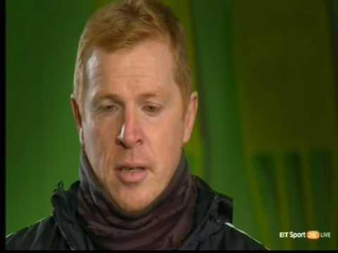 Chris Sutton Interviews Neil Lennon.
