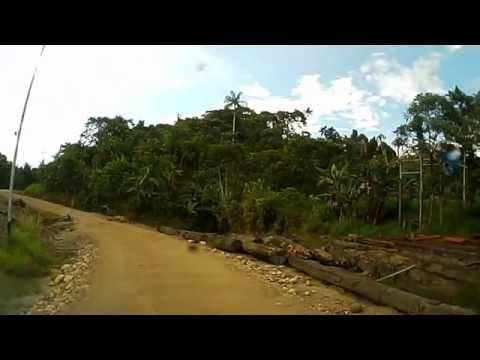 Jayapura to Sarmi, Papua Province(18) パプア州のジャヤプラからサルミへ