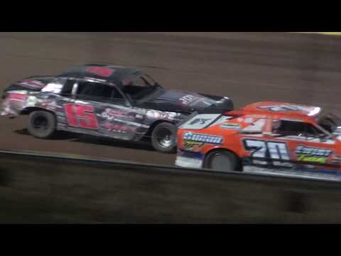 Legendary 100 Street Stock Feature at Cedar Lake Speedway - 09/13/2018
