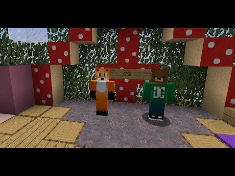 Первые шаги, Minecraft лаунчер (Голодные игры)