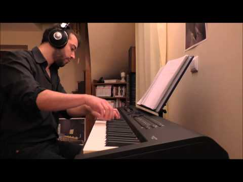 The Imperial March - John Williams (piano cover & sheet)