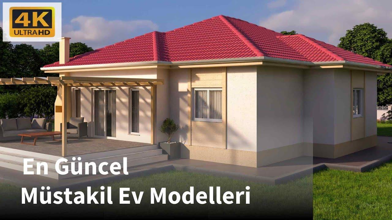 Köy Evi Yapımı için Müstakil Ev Modelleri Araştıranlara, Harika Müstakil Ev Planı