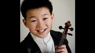 All Saints' Day/Halloween Recital - Pierce Wang, works by Tartini, Ysaye, Ernst, Paganini,...