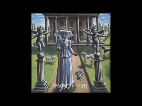 Клип King Crimson - Epitaph