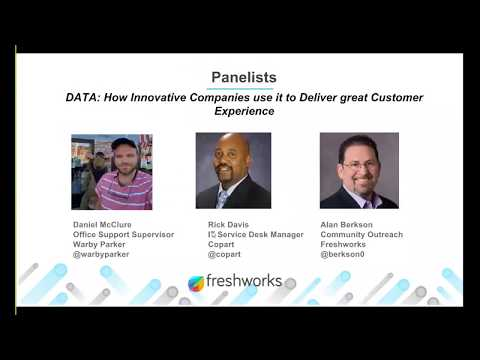 [Webinar] Data: How Innovative Companies Use It To Deliver Great Customer Experience