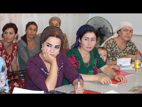 Национальный форум в Таджикистане. Главная тема