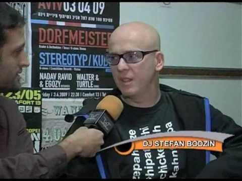 20.3 - STEPHAN BODZIN - interview @ FUNKY BEATS