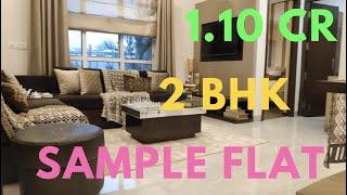 ASF Isle-de-Royale Residences || 1.10 cr || 2 BHK + Study (1371 sq ft) || Aravali Facing Apartments