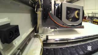 Обрабатывающий центр с ЧПУ Biesse Rover BFT