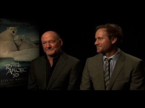 TO THE ARCTIC Interview with Greg MacGillivray (Director) and Shaun MacGillivray (Producer)