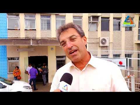 (JC 04/10/17) Sindcont doa cadeira de rodas ao Hospital Bom Pastor