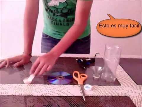 Como hacer un robot casero 100 facil y rapido youtube for Como hacer un toldo casero