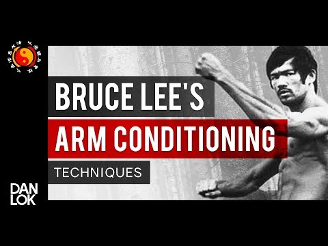 Basic Wing Chun Arm Conditioning Everyone Should Know – Bruce Lee JKD (IN DOOR)