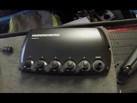 Humminbird Ethernet Port Installation