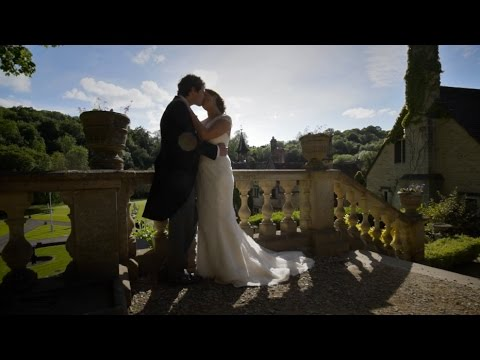 Lauren & Oliver - Manor House Hotel