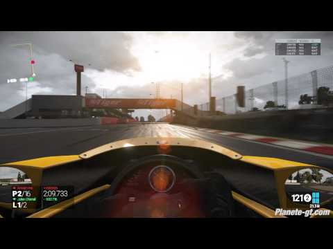 Project CARS Gameplay : Bathurst - Lotus 72D Cosworth