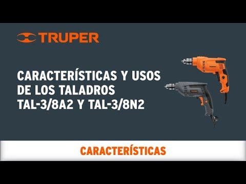 Taladros Truper México thumbnail